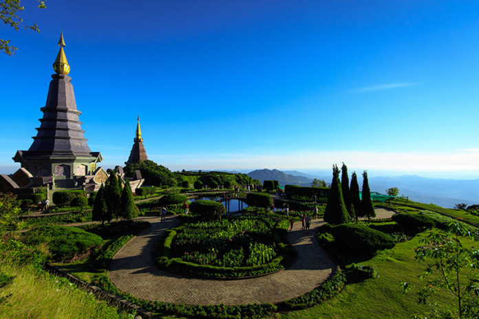 Doi Inthanon National Park, Chiang Mai, Thailand