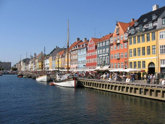 The Nyhavn (