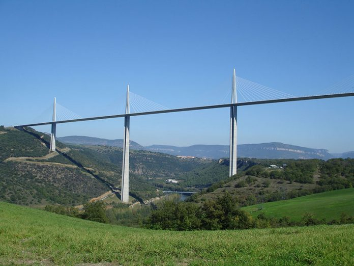 Millau Bridge, Southern France
