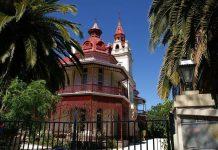 Old mansion at Tranmere, Adelaide, Australia.